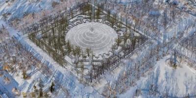Александровский парк, Парнас, проект