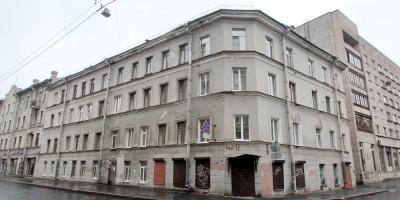 Балтийская улица, 17