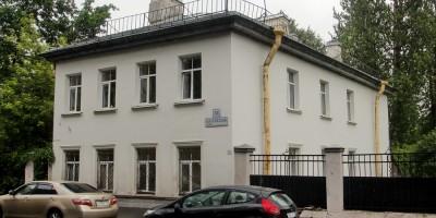 Балтийская улица, 33