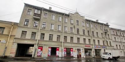 Балтийская улица, дом 19, литера А