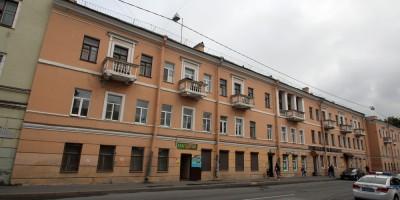 Балтийская улица, дом 20