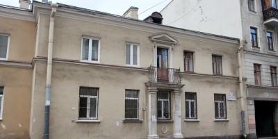 Балтийская улица, дом 21