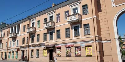 Балтийская улица, дом 22