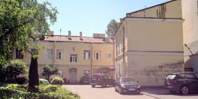 Балтийская улица, дом 31