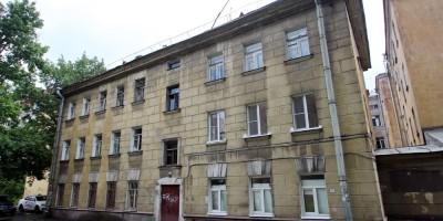 Балтийская улица, дом 34