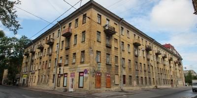 Балтийская улица, дом 36