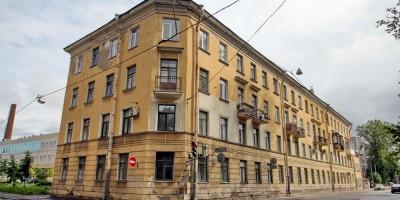 Балтийская улица, дом 38