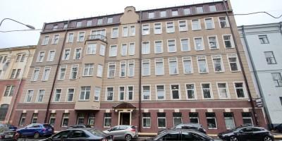 Белоостровская улица, дом 20
