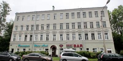 Белоостровская улица, дом 23