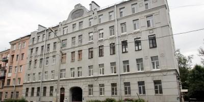 Белоостровская улица, дом 25