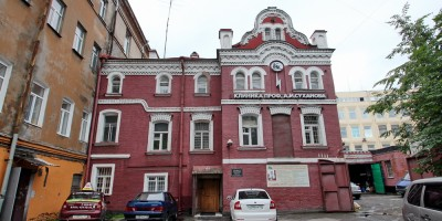 Белоостровская улица, дом 26, корпус 2