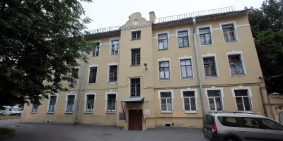 Большая Пороховская улица, дом 15, корпус 2