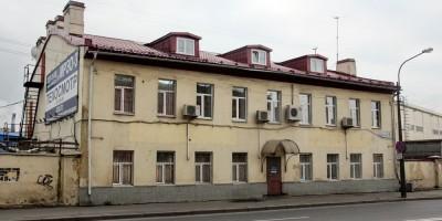 Черниговская улица, дом 14, литера И