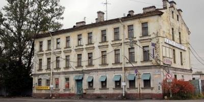 Черниговская улица, дом 27