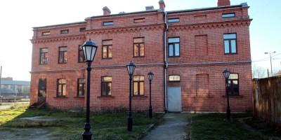 Двинская улица, дом 2, литера Б