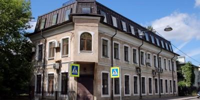 Дибуновская улица, дом 1