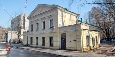 Ярославский проспект, 55, кинотеатр Уран