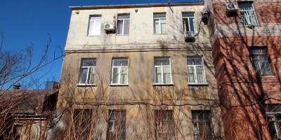 Камчатская улица, дом 12, южный фрагмент