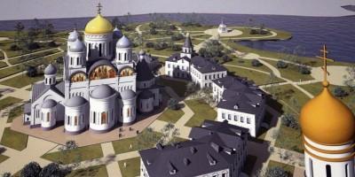 Князь-Владимирский собор в Пулковском
