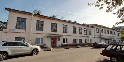 Коломяжский проспект, дом 10, литера АВ