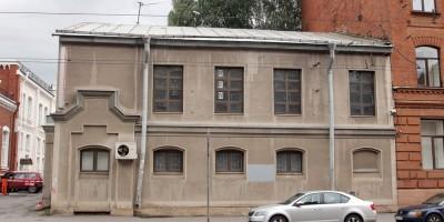 Кондратьевский проспект, дом 15а