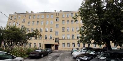 Кондратьевский проспект, дом 17, литера Б