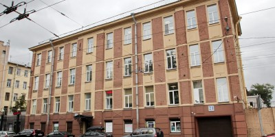 Кондратьевский проспект, дом 21, корпус 1