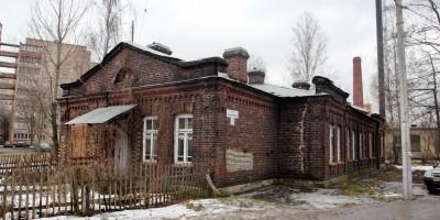Ковалевская улица, дом 14