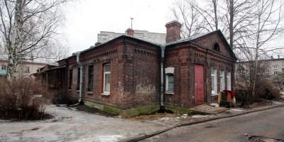 Ковалевская улица, дом 20
