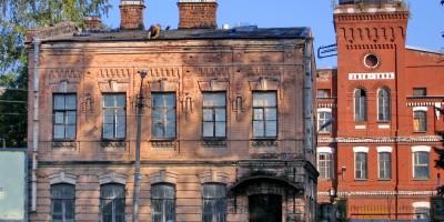 Красногвардейский переулок, 23, литера Ж