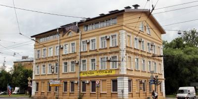 Литовская улица, дом 4