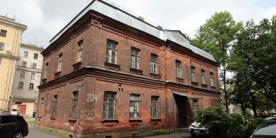 Московский проспект, 204, корпус 2