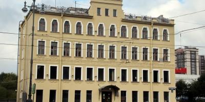 Московский проспект, дом 133