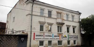 Михайловский переулок, 7а, литера Б