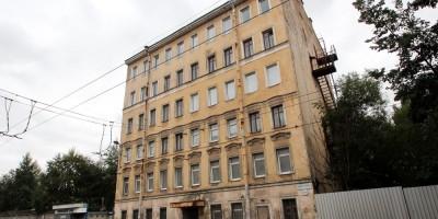 Минеральная улица, дом 10