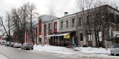 Минеральная улица, дом 29