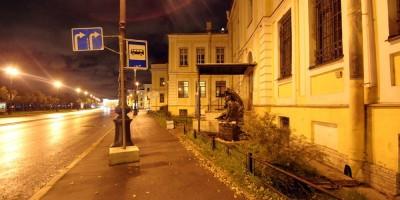 Набережная Лейтенанта Шмидта, памятник