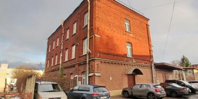 Набережная Обводного канала, дом 118а, литера Л