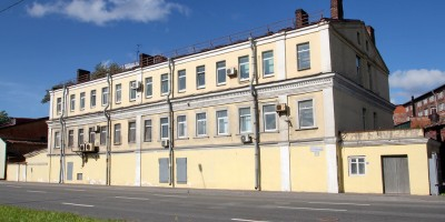 Набережная реки Екатерингофки, дом 29-31, литера В