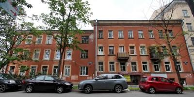 Ново-Александровская улица, дом 3