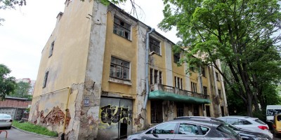 Ново-Александровская улица, дом 5а