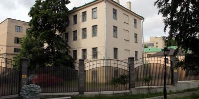 Новочеркасский проспект, 1, литера Б