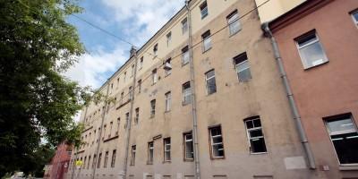 Новоовсянниковская улица, дореволюционное здание