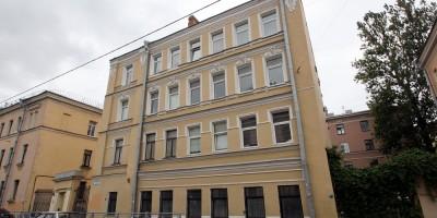 Панфилова улица, дом 13