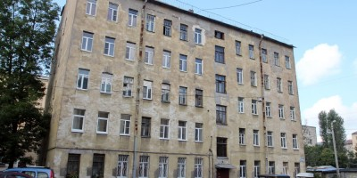 Парголовская улица, дом 12б