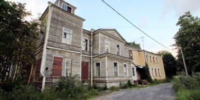 Петергоф, улица Аврова, 32