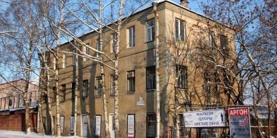 Полевая Сабировская улица, дом 1