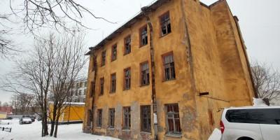 Полюстровский проспект, дом 41