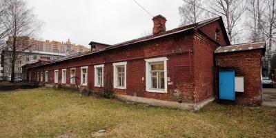 Проспект Маршала Блюхера, дом 12, литера АЗ