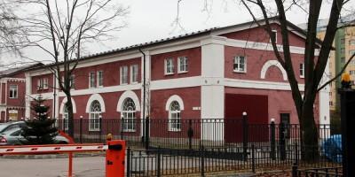 Проспект Маршала Блюхера, дом 12, литера ДН